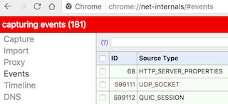 chrome://net-internals